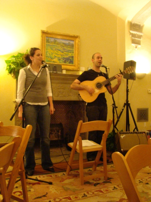 Nura and Eric