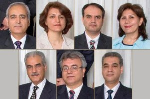 7 Baha'i Leaders imprisoned in Iran